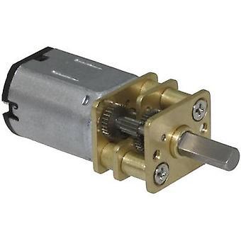 G298 Micro transmission G 298 Steel cogwheels 1:298 5 - 75 rpm