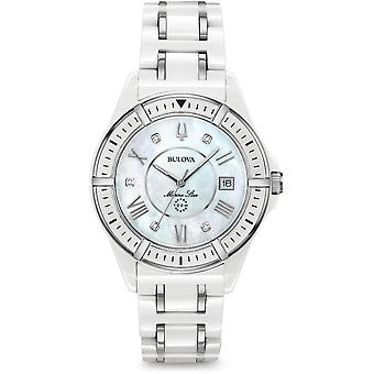 Bulova ladies watch 172 P stelle marine 98