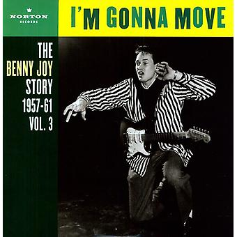 Benny Joy - Benny Joy: Vol. 3-I'm Gonna Move [Vinyl] USA import