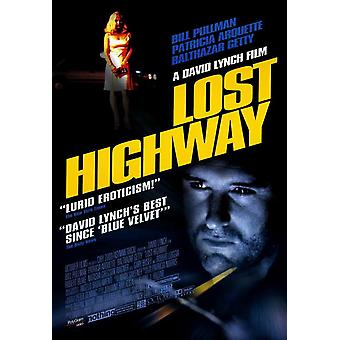 Lost Highway Movie Poster (11 x 17)