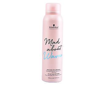 Schwarzkopf louca por ondas Refresher Shampoo seco 150ml Unisex