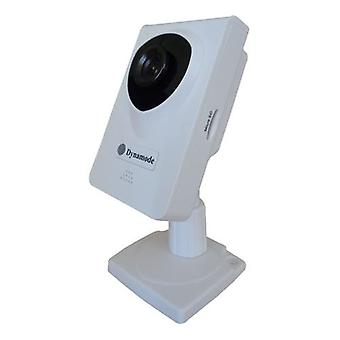 DYNAMODE SmartPhone Ready Wireless Colour IP Camera With Zoom White (DYN-629)