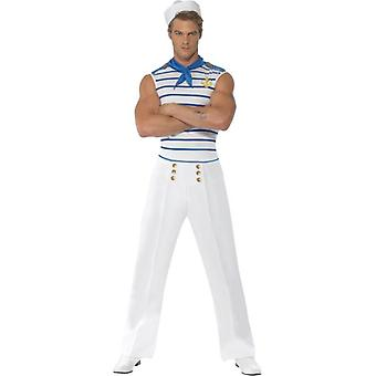 Fever  French Sailor Costume, Chest 38