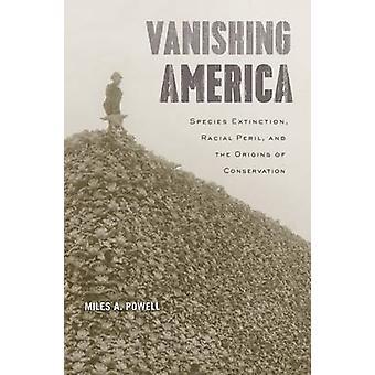 Znikający Ameryka - wymieranie gatunków - rasowe Peril - i pochodzenie