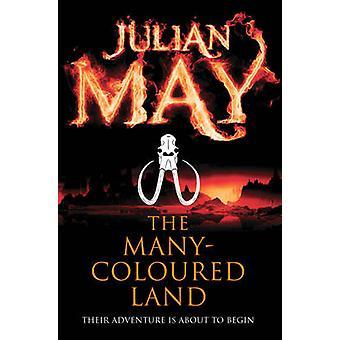 De många färgade mark - Saga exil - bok ett (ny upplaga) av
