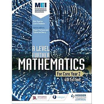メイのレベルさらに数学コア年ベン スパークス 2 第 4 版