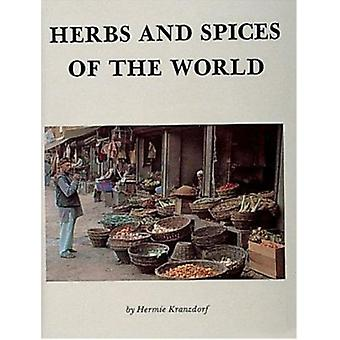 Herbs and Spices of the World by Hermie Kranzdorf - 9780916838843 Book