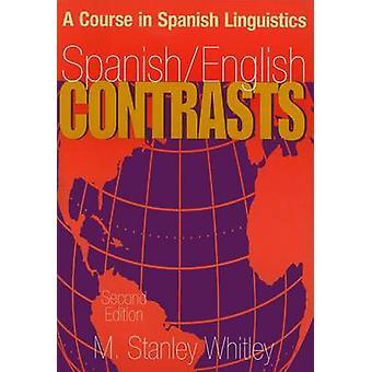 Spansk/engelsk kontraster - et kursus i spansk lingvistik (2nd WR