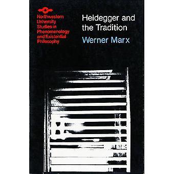 Heidegger e a tradição de Marx - livro 9780810106567