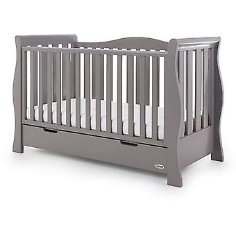 Obaby Stamford Luxe Cot Bed (140x70)