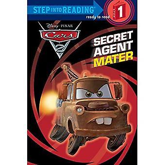 Agent secret Mater