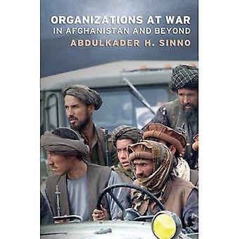 Organisationen im Krieg in Afghanistan und darüber hinaus