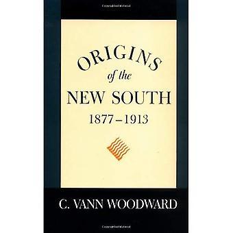 Oorsprong van het New South 1877-1913 (een geschiedenis van het zuiden)
