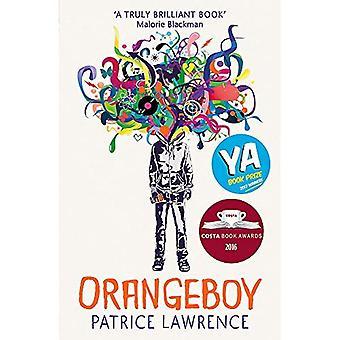 Orangeboy: Finaliste pour le prix Costa 2016