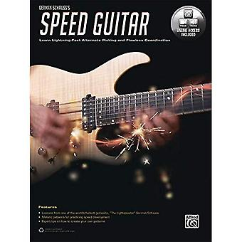 De Duitse Schauss snelheid gitaar