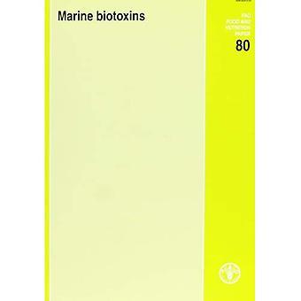 Marina biotoxiner