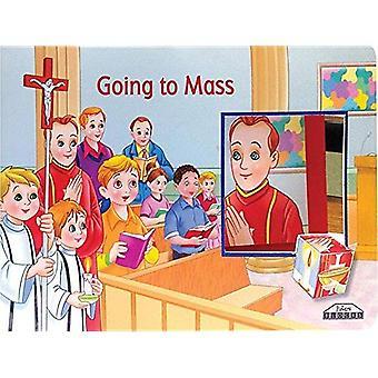 Aller à la messe (St-Joseph bloc livres) [cartonné]