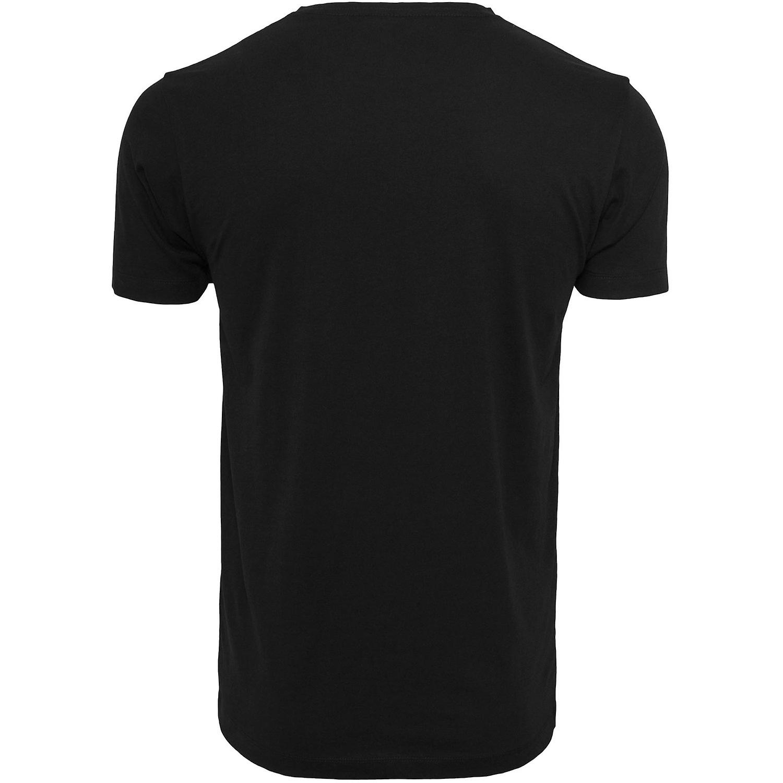 Merchcode shirt - 2PAC Tupac Fireleaf black