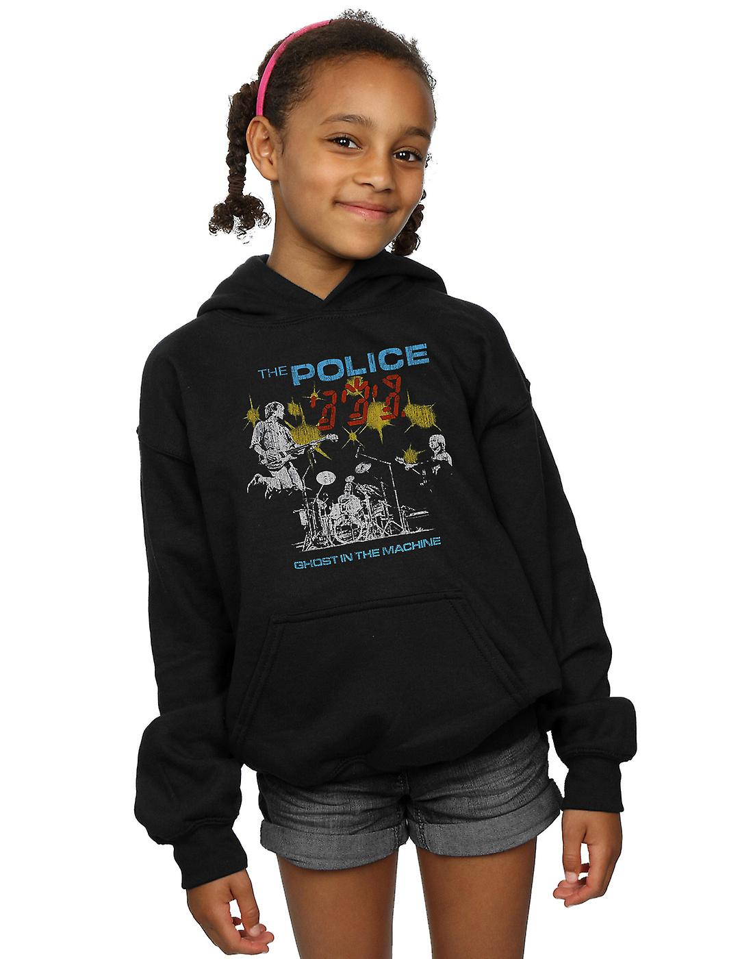 The Police Girls Ghost In The Machine Hoodie