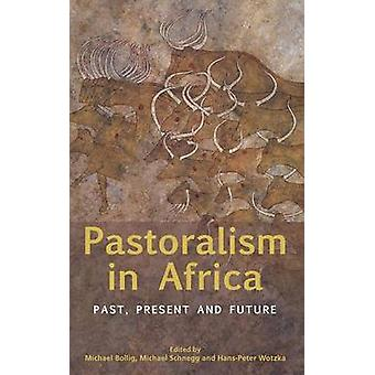 Pastoralism in Africa  Past Present and Future by Edited by Michael Bollig & Edited by Michael Schnegg & Edited by Hans peter Wotzka
