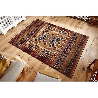 Gabbeh-Gabbeh-107 A Mischung aus Rost, Rechteck Teppiche traditionelle Teppiche