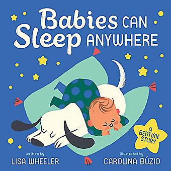 Baby's kunnen overal slapen [Board Book]