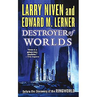 Destroyer of Worlds - 9781250295064 Book