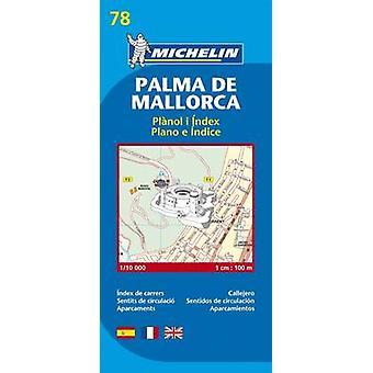 Map 9078 Palma De Mallorca - 9782067127906 Book