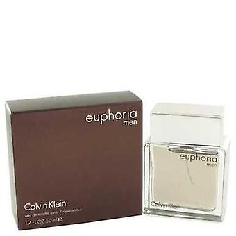 Euphoria By Calvin Klein Eau De Toilette Spray 1.7 Oz (men) V728-430646