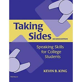 Med sidor-talande färdigheter för studenter av Kevin B. King-
