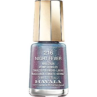 Mavala Disco Christmas Colours Nail Polish Collection 2016 - Night Fever 5ml (216)
