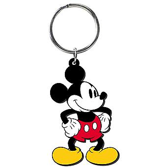 PVC Key Chain - Disney - Mickey Mouse Soft Touch Gifts Toys 25091