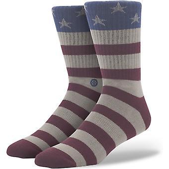 Haltung der vierten Socken