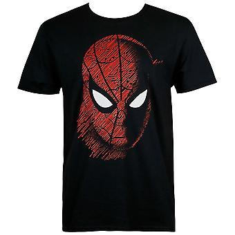 Spider-Man: kaukana Home Tech Pattern miesten ' s T-paita