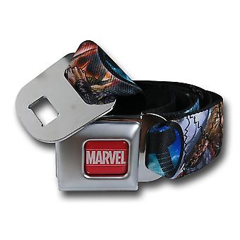 Thor Hammer symbol säkerhetsbälte bälte
