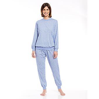 Ladies Womens Ski Pyjama