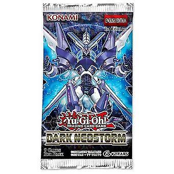 YGO TCG Dark Neostorm 1ère édition Booster Pocket (Pack de 24)