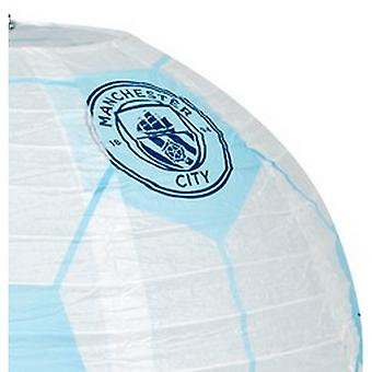 Manchester City FC Concertina Paper Light Shade