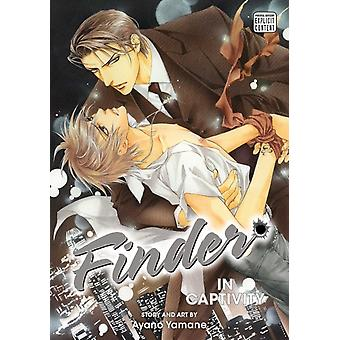 Finder Deluxe Edition En Captivity Vol. 4 de Yamane & Ayano