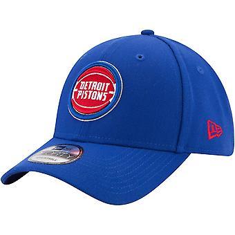 New era 9Forty Cap - NBA LEAGUE Detroit Pistons royal