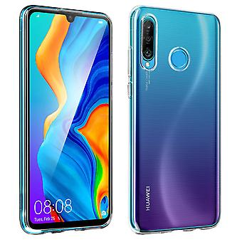 Back case + Screen Protector Tempered Glass Huawei P30 Lite / Honor 20S - Preto