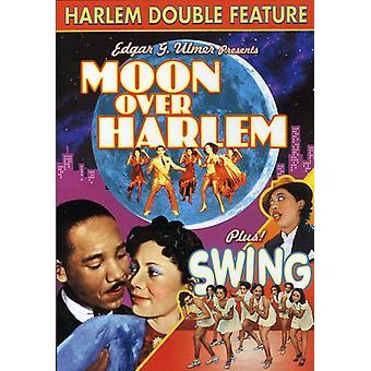 Moon Over Harlem (1939)/Swing (1938) [DVD] USA import