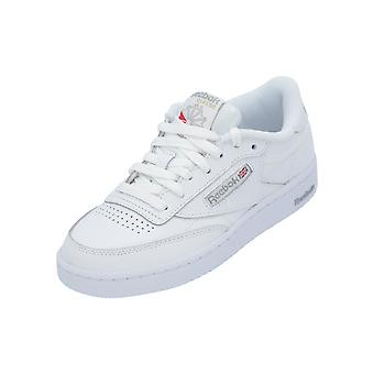 Reebok Classic CLUB C 85 Unisex Sneaker White Turn Shoes Sport Running Shoes
