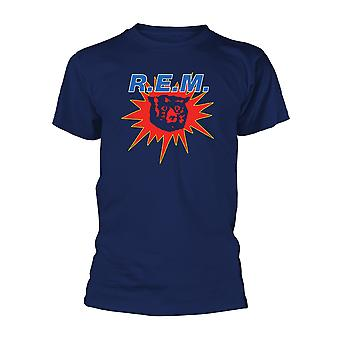 REM Monster R.E.M. Michael Stipe Peter Buck T-Shirt officiel