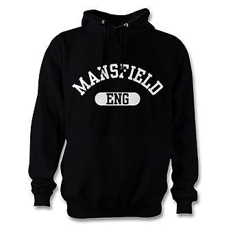 Mansfield Englanti kaupungin huppari