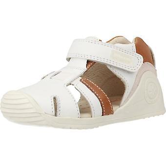 Biomecanics Boots 182149 White Color