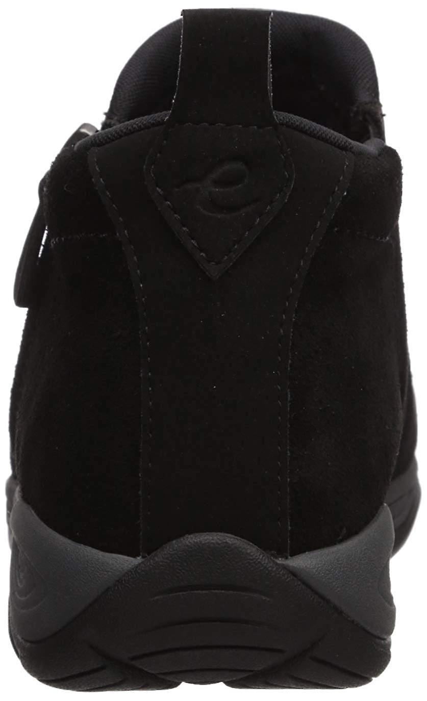 Easy Spirit Womens EVONY Suede Closed Toe Ankle Fashion Boots
