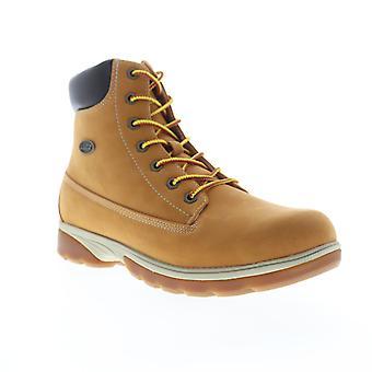 Lugz Drifter Zeo HI  Mens Brown Nubuck Casual Dress Boots Shoes