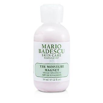 Mario Badescu De Vochtmagneet Spf 15 - Voor combinatie/ droge/ gevoelige huidtypes 59ml/2oz