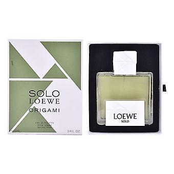 Men's Parfum Solo Loewe Origami Loewe EDT